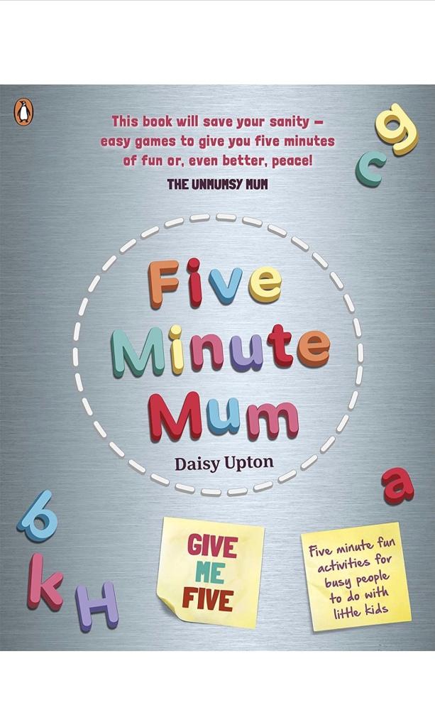 The Five Minute Mum book