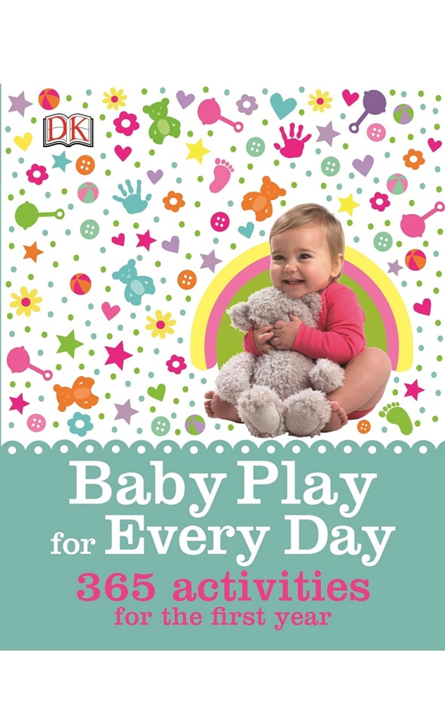 Baby Play For Every Day book