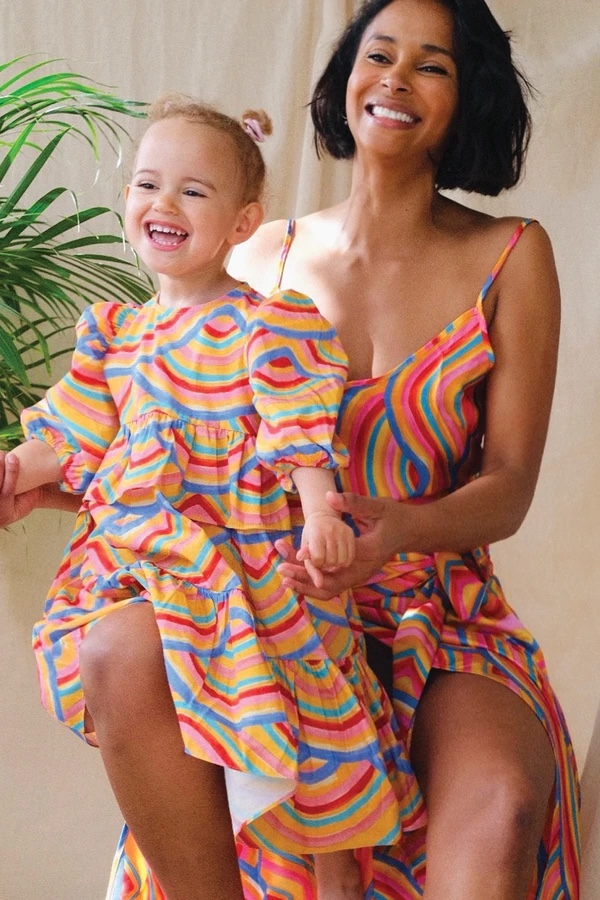 Never Fully Dressed mother and daughter dresses