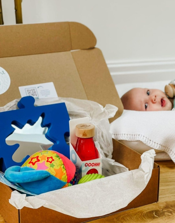 The Little Sensory Box subscription box