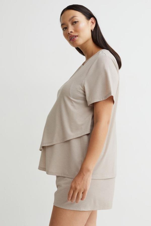 H&M maternity pyjamas